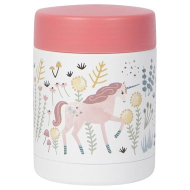 Food Jar - Roam Sm Unicorns