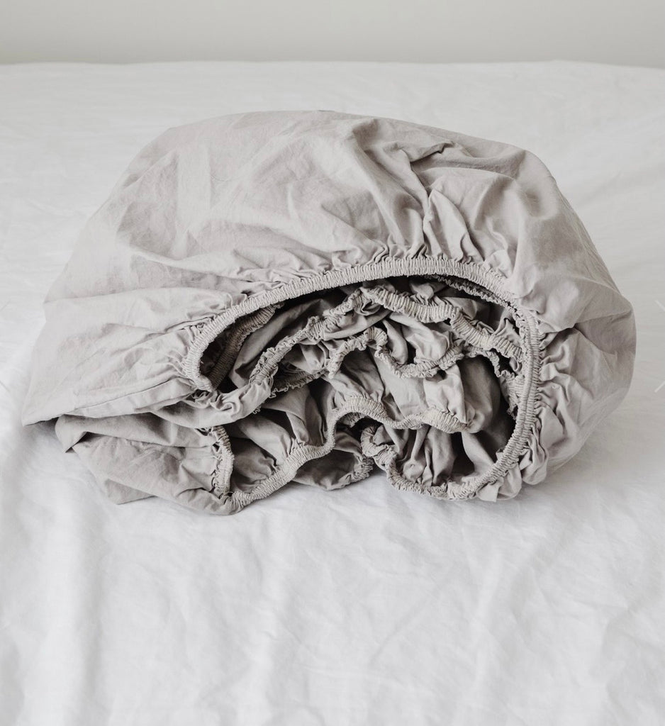 Queen Fitted Sheet-Haven