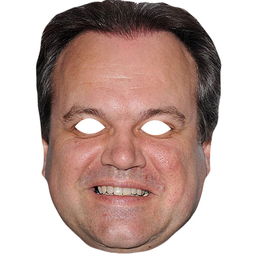 Shaun Williamson Barry Evans 2nd Edition Celebrity Card Face Mask