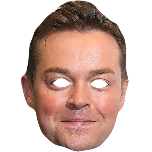 Stephen Mulhern Celebrity Magician Face Mask Fancy Dress Party