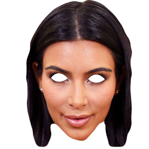Kim Kardashian Celebrity Fancy Dress Party