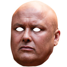 Load image into Gallery viewer, Conleth Hill Lord Varys Game Of Thrones Celebrity Face Mask - PhotoFaceMasks - Novelty Costume Celebrity Face Masks For Sale UK