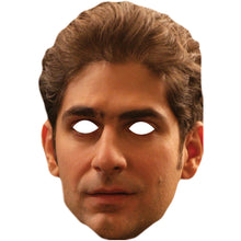Load image into Gallery viewer, Christopher Moltisanti Michael Imperioli Celebrity Face Mask - PhotoFaceMasks - Novelty Costume Celebrity Face Masks For Sale UK