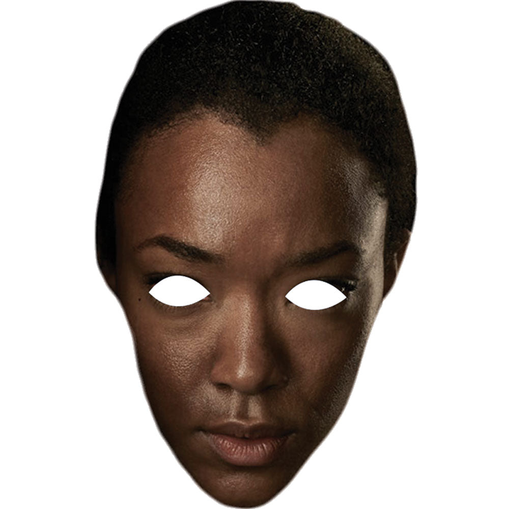 Sasha Williams Sonequa Martin Green Celebrity Face Mask - PhotoFaceMasks - Novelty Costume Celebrity Face Masks For Sale UK