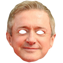 Load image into Gallery viewer, Louis Walsh X Factor Judge Celebrity Card Face Mask Fancy Dress