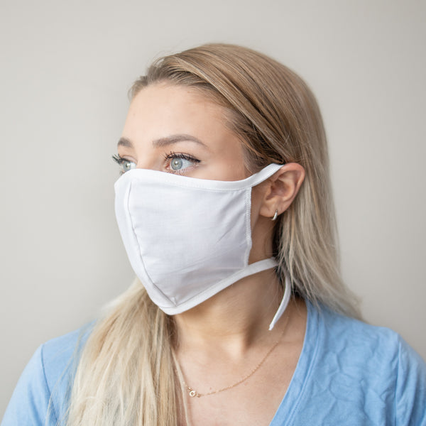 Reusable Cotton Face Mask (10-pack)