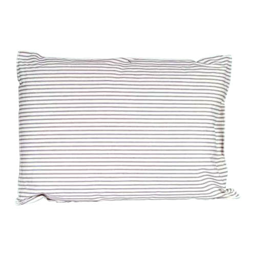 ACA Cotton Striped Pillow