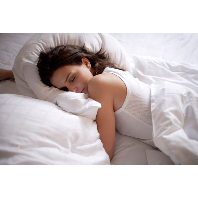 Down-Like Sleeping Pillow