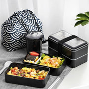 Portable Lunch Box - Go Trendyz