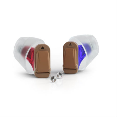iHear Icon CIC Completely-in-the Canal Hearing Aids