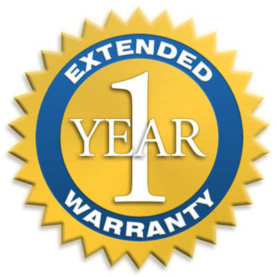 One Year Extended Warranty Upgrade