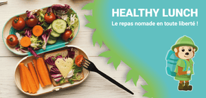 healthy lunch repas nomade sain