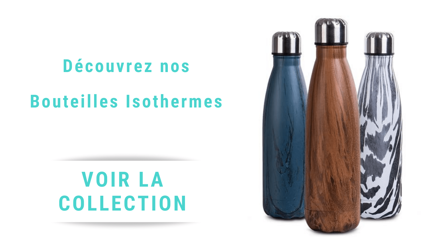 collection bouteille isotherme