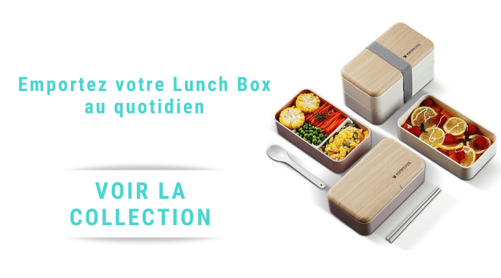 Collection lunch box