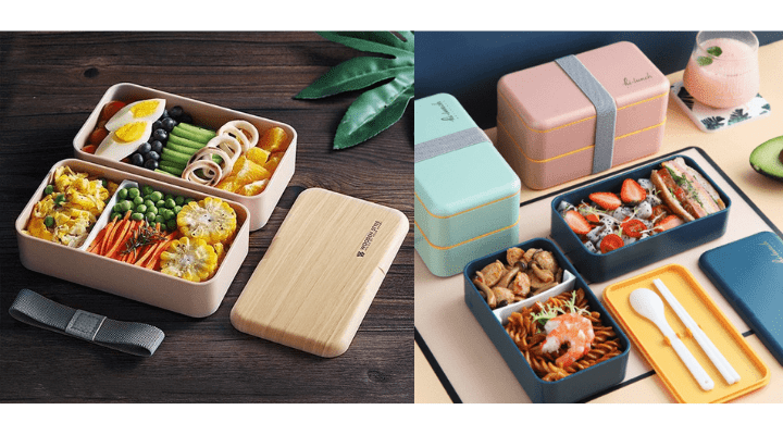 lunch box repas equilibré