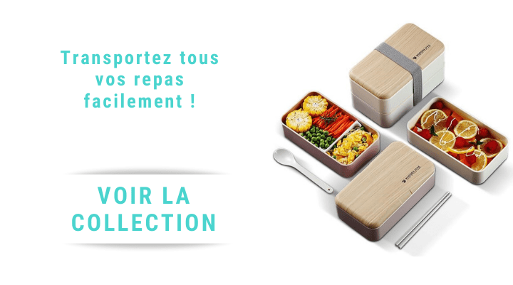 collection de lunch box bento - healthy lunch