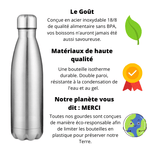Gourde Inox Constellation