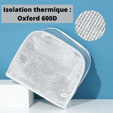 interieur isotherme sac repas