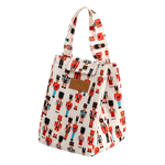 Lunch bag isotherme motif garde royale anglaise