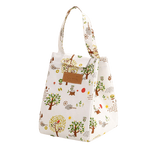 Lunch bag isotherme motif nature