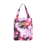 Lunch bag isotherme au motif printemps