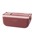Lunch box isotherme bateau rouge un etage