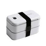 lunch box isotherme blanche