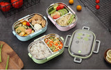 repas lunch box isotherme motif