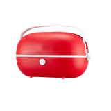 lunchbox chauffante originale rouge