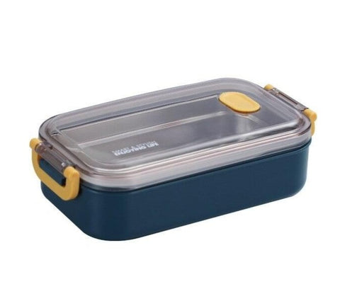 lunch box confort bleu un etage