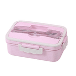 lunch box bento rose et blanche