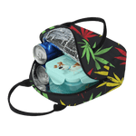 sac isotherme avec lunch box et cannette
