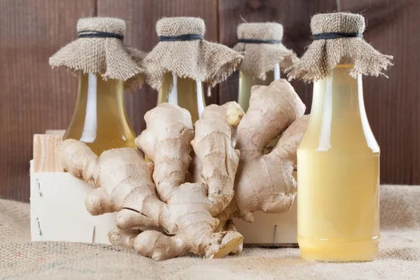 A recipe for delicious and versatile ginger syrup