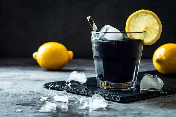 The perfect mocktail for brunch – the Midnight Sunshine