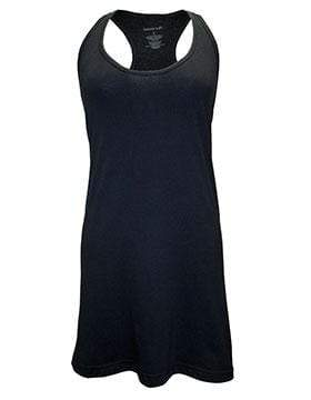 vendor-unknown Apparel Monogrammed Racerback Tank Dress