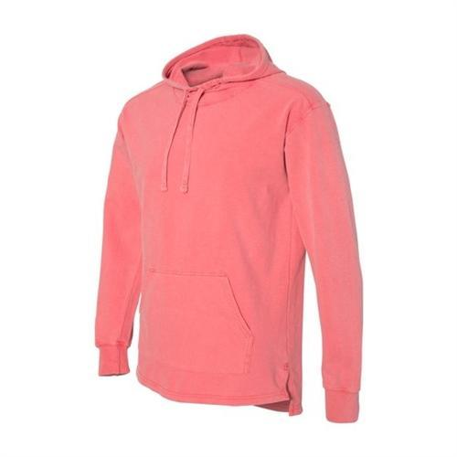 vendor-unknown Apparel Small / Watermelon Monogrammed Hooded French Terry