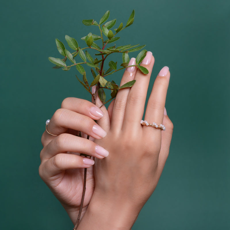 Plant-Based Nail Fortifier - Plant Power