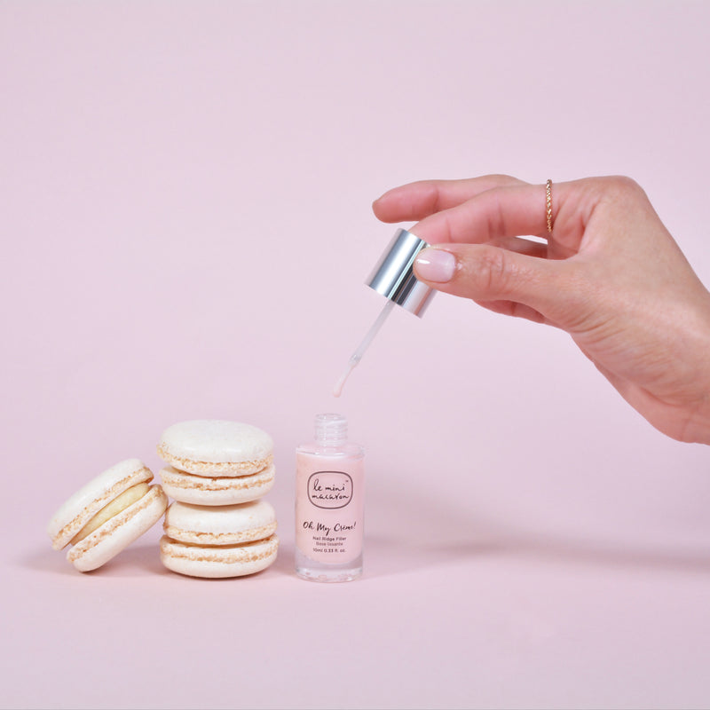 """Oh my Creme"" Nail Ridge Filler"