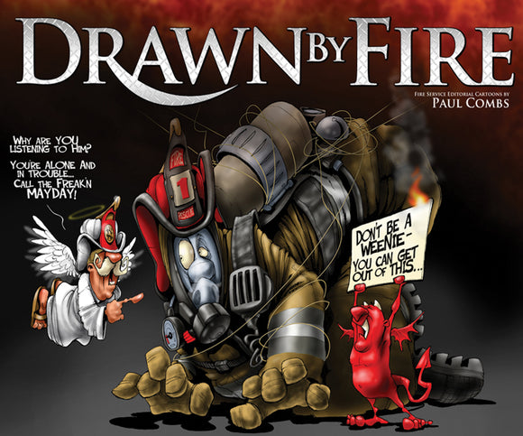 Drawn by Fire (2010) - Signed Book