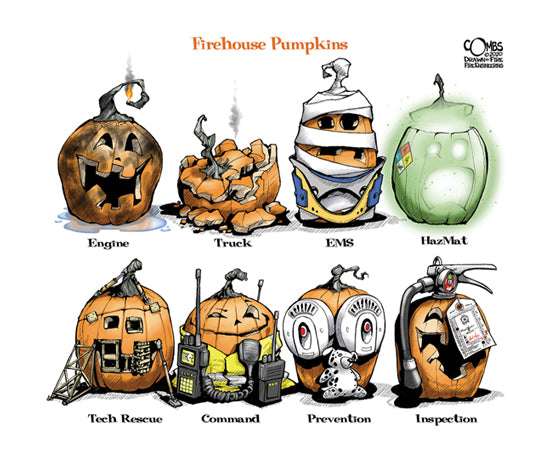 Firehouse Pumpkins