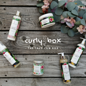 Flora & Curl Brand Edition Box