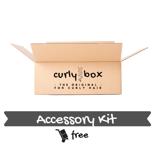 CURLY BOX Accessory kit
