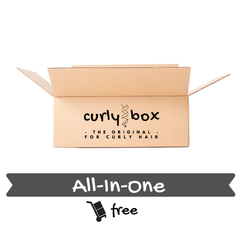CURLY BOX All-In-One for thick hair