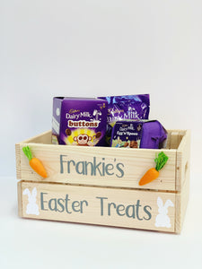Personalised Easter Box - Easter Treats Design