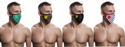 BALLISTIC Stylish Masks - 4 pack - BALLISTIC MENSWEAR
