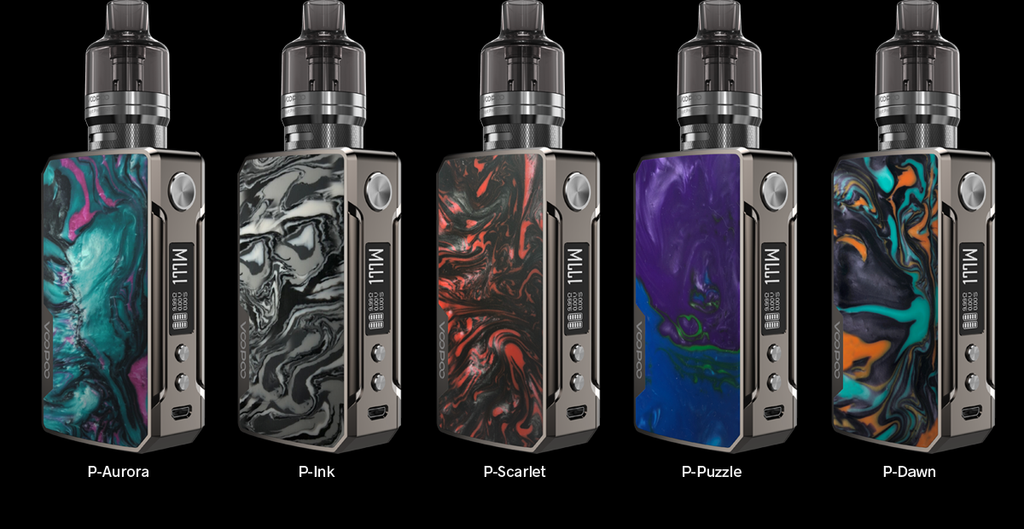 Drag 2 Refresh Edition Colors
