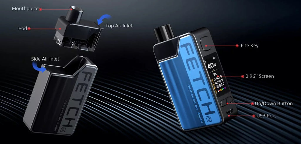 Smok Fetch Kit Free Shipping