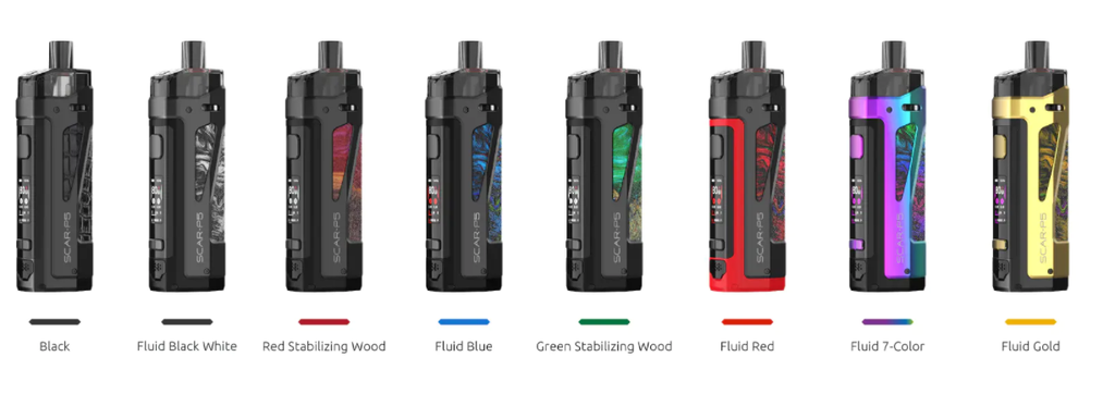 SMOK SCAR P5 COLORS