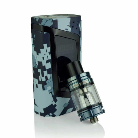 Smok Alien CAMO EDITION 220 Watt Kit with Matching TFV8 Baby Beast Tank