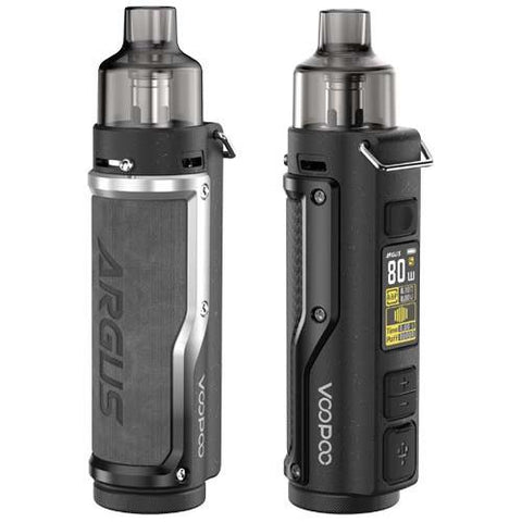 VOOPOO Argus PRO 80 Watt Mod Pod Kit with 3000mah Battery